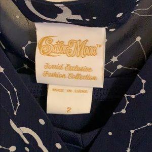 torrid Dresses - Sailor Moon constellation dress